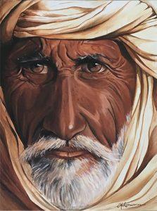 Araber von Claudia Ackermann